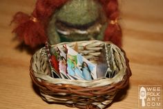 Gnome and Fairy Books | Wee Folk Art