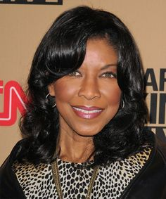 Natalie Cole Hairstyle best