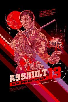 """Martin Ansin's """"Assault on Precinct 13"""""""