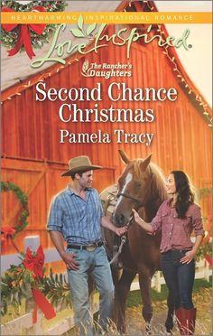 Pamela Tracy - Second Chance Christmas / #awordfromJoJo #CleanRomance #ChristianFiction #Christmas #PamelaTracy