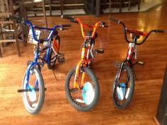 Richmond BikesForGood bike donations at FW Sullivans