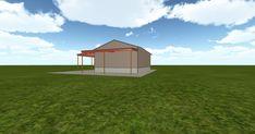 Cool 3D #marketing http://ift.tt/2FqMEWA #barn #workshop #greenhouse #garage #roofing #DIY