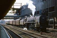 sr bogie luggage van - Google Search Diesel Locomotive, Steam Locomotive, Steam Railway, Abandoned Train, Train Times, Train Pictures, British Rail, Old Trains, Train Engines