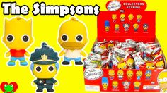 The Simpsons Lego Minifig Blind Bag Guide For The Home