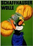 Schaffhauser Wolle - Swiss National Library, Swiss Posters Collection