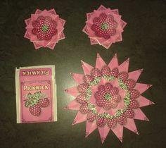 Pickwick frambozen thee, zonnetje en bloemen van Ingrid