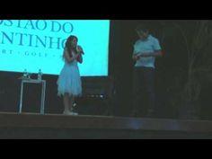 ▶ Giulia Soncini cantando para Daniel - Nossa Senhora - YouTube