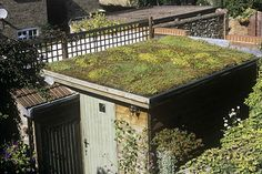 living roof construction | reen roofs can range from roof gardens with raised beds and pots to ...