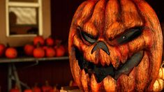 No Halloween celebration is complete without some fun pumpkin carvings. Get into the Halloween spirit with these creative pumpkin carving ideas that are as easy as can be, here are the best Halloween Pumpkin Carving Ideas You Can Create #halloween #halloweendecorations #halloweenpumpkins #halloweenpumpkins #pumpkincarving Disney World Halloween, Halloween Movie Night, Halloween Season, Diy Halloween, Halloween Pumpkins, Happy Halloween, Halloween Decorations, Halloween Birthday, Halloween 2019