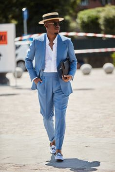 Pitti Uomo 94 Trends - Hats - A Poor Man's Millions