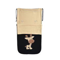 Neutral Giraffe Design Baby Footmuff by Cuddles Collection - Tiny Togs Cuddles, Baby Design, Little Babies, Giraffe, Neutral, Bags, Collection, Handbags, Felt Giraffe