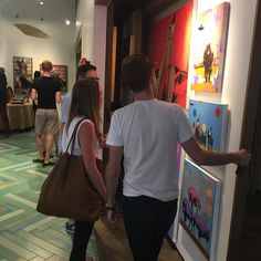 We are honored to represent a diverse group of contemporary modern artists. We hope you will take some time to get out of the SLC heat and come by to see their works. Open Tuesday through Saturday from 11-6pm. http://ift.tt/29WEfQG @frankbuffalohyde #loveart #westernart