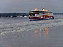 VIKING GRACE...sailing Turku-Stockholm line