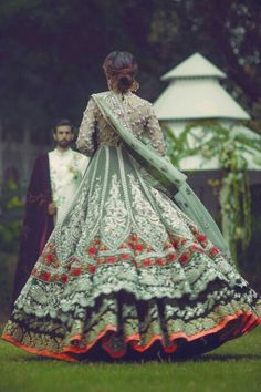 High Fashion Pakistan — Elan's 'Palais Indochine' bridal collection.