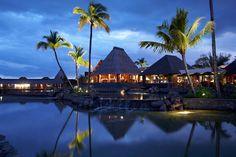 Sam On Tour: One night only at the fabulous Four Seasons Anahita, Mauritius...