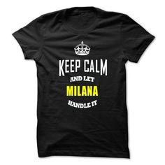 nice MILANA - It's a MILANA Thing, You Wouldn't Understand Tshirt Hoodie