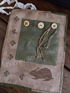 Dulaney Woods Treasures | Primitive Handmades Mercantile