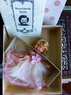 NASB Seasons Series, Spring - Number 90—Bisque Doll- Frozen Legs, Tag and Box by Jewelmoon on Etsy