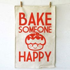 Bake Someone Happy