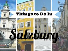 There are plenty of things to do in Salzburg, from culture to kitsch, you'll find something to interest everyone and leave feeling enchanted.