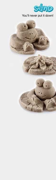 Kinetic Sand by Brookstone—Buy Now!