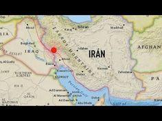 Un terremoto de magnitud 6,2 sacude Irán.
