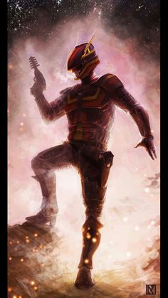 Terraria. Meteor armor. Freak yes.