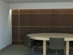 Επένδυση Τοίχου Γραφείου / Αίθουσας συναντήσεων με Ξύλινα Πανελ [Σειρά Vintage] Conference Room, Table, Furniture, Vintage, Home Decor, Decoration Home, Room Decor, Tables, Home Furnishings
