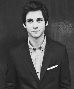 Logan Lerman...... Enough said! He is sooo cute!!!!