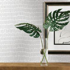 Tick Mark Peel and Stick Wallpaper
