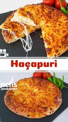 Haçhapuri – New Cake Ideas Snack Recipes, Cooking Recipes, Snacks, Turkish Recipes, Ethnic Recipes, Homemade Pastries, Vegan Zucchini, No Cook Meals, Food Videos