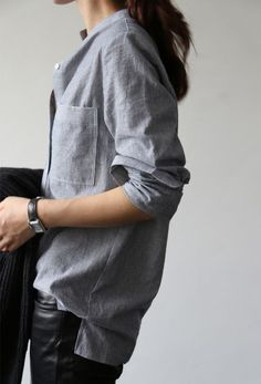Find out our straightforward, comfortable & basically stylish Casual Outfit inspirations. Get motivated with your weekend-readycasual looks by pinning the best looks. Looks Street Style, Looks Style, Looks Cool, Style Me, Trendy Style, Style Blog, Tomboy Fashion, Look Fashion, Womens Fashion