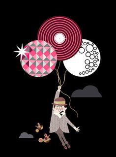 Beautiful Editorial Illustrations by Luciano Lozano aka. Ilustrista