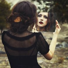 Dreams (by Natalia Ciobanu)[mirror reflection]