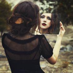 Dreams (by Natalia Ciobanu)[mirror reflection]