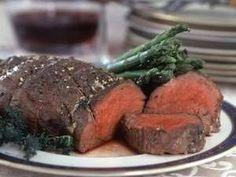 Easy beef tenderloin