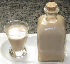 Butterscotch liquor / Licor de dulce de leche