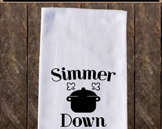 Dish Towels, Tea Towels, Hand Towels, Kitchen Humor, Kitchen Vinyl, Flour Sack Towels, Flour Sacks, Vinyl Gifts, Embroidery Monogram
