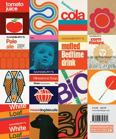 From the amazing book: own label   australian house brand packaging from the late 60's early 70's