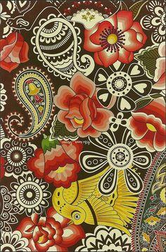 Adriana Barra fabric