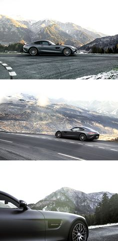 It has everything you would expect from an authentic Mercedes-AMG sports car – from the characteristic styling, thoroughbred motorsport technology to the optimum weight distribution: The Mercedes-AMG GT S. Photo by Adrian Bugaj. [Mercedes-AMG GT S | combined fuel consumption 9.6-9.4 l/100km | combined CO2 emission 224-219 g/km | http://mb4.me/efficiency_statement]