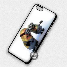 Zombie Minions Cartoon - iPhone 7 Plus 7 6S SE Cases & Covers