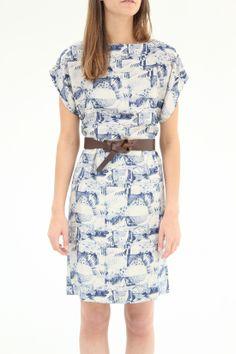 Feral Childe Van Allen Sheath Dress at Beklina