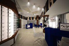 3esdesign Biuro Projektowe - optician store