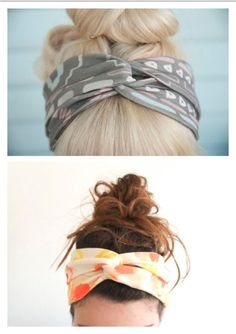 DIY Headband!!