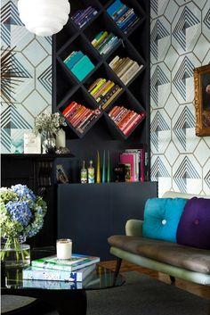 30 ultra stylische designer regale und b cherregale auch zum selber bauen b cherregale. Black Bedroom Furniture Sets. Home Design Ideas
