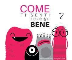 La #felicità di essere unici - #funny #humor #life #coaching