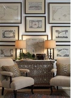 I'm currently working on the design of a formal living room for some local clients here in Philadelphia. The color scheme is really edi...