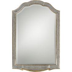 Oleander Wall Mirror | Wayfair