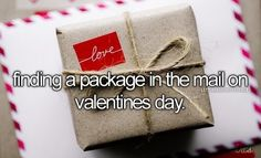 Valentines package! ❤
